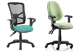 Operator Chairs £100 - £150