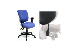 Inflatable Lumbar Operator Chairs