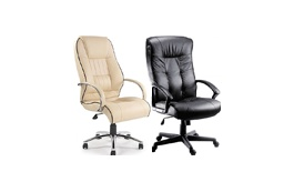 Leather Chairs £100 - £150