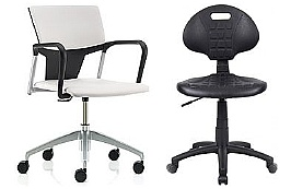 Poly Operator Chairs