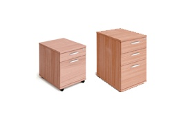 Harvard Drawer Pedestals