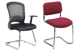Cantilever Frame Chairs