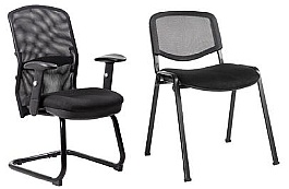 Mesh Meeting Chairs