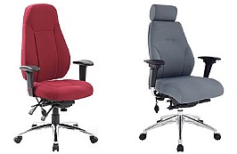 Orthopaedic Fabric Chairs