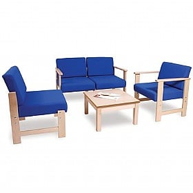 Low Reception Chairs
