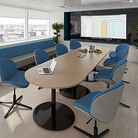 Deluxe Boardroom Tables