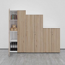 Next Day Wooden Cupboards
