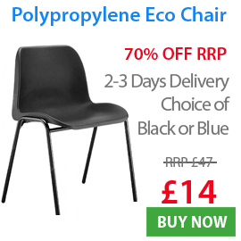 Polypropylene Eco Chair