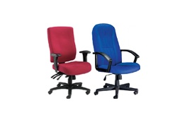 Next Day Fabric Executive Chairs