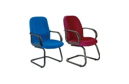 Fabric Visitor Chairs