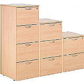 Wooden Commercial Filing Cabinets