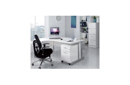 Next Day White Index Office Furniture