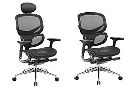 Orthopaedic Mesh Office Chairs