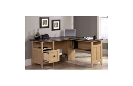 Porto Rectangular L-Shaped Desk