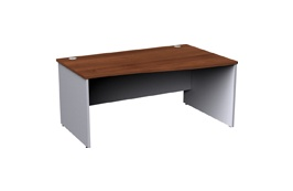 Malva Wave Desks