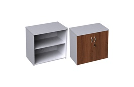 Malva Desk High Storage