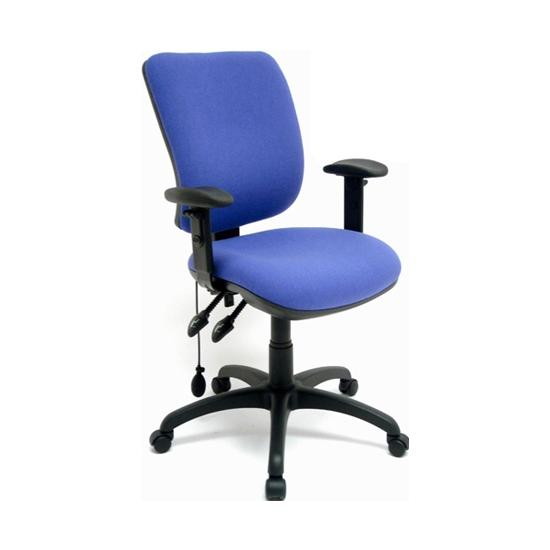 Devon Inflatable Lumbar Operator Chair