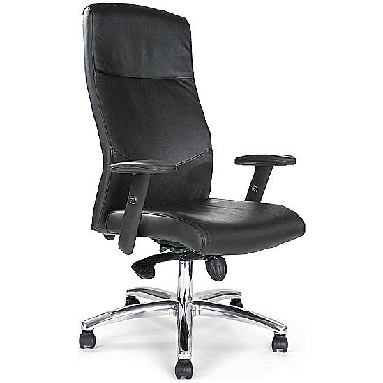 Professional Leather Manager Chair