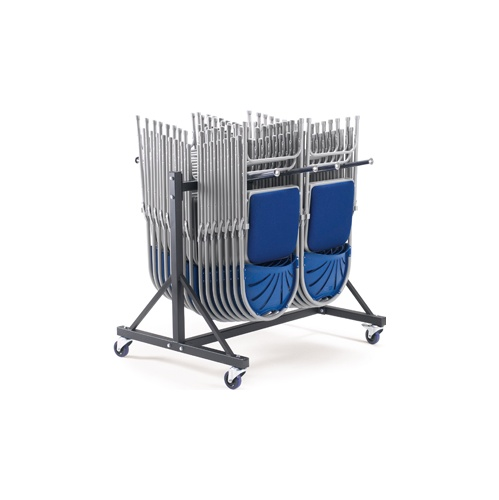 Low Hanging Chair Trolley 2 Rows Accessories