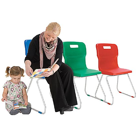 Titan Skid Base Childrens Chair