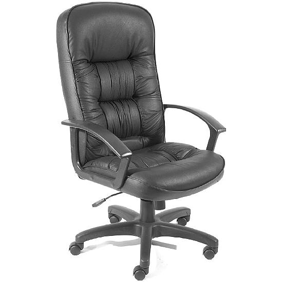 Cadiz Soft Touch Leather Manager Chair
