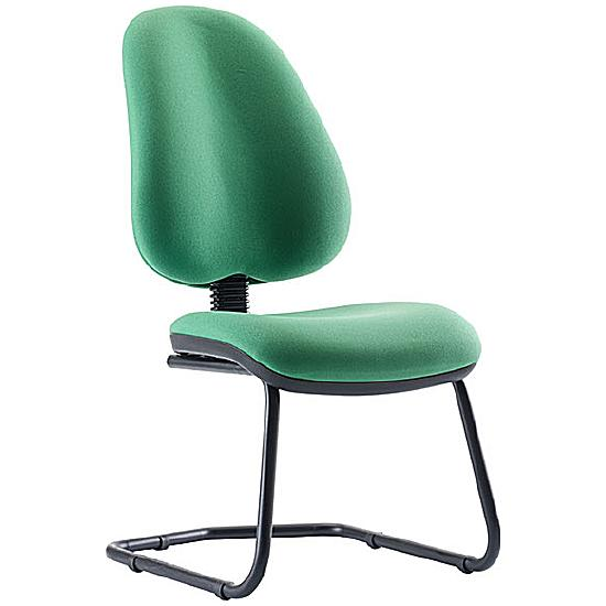 Oxford High Back Visitor Chair - Office Chairs