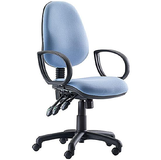 Stewart High Back Operator Chair - Office Chairs