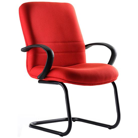 Ascot Low Back Visitor Chair - Office Chairs