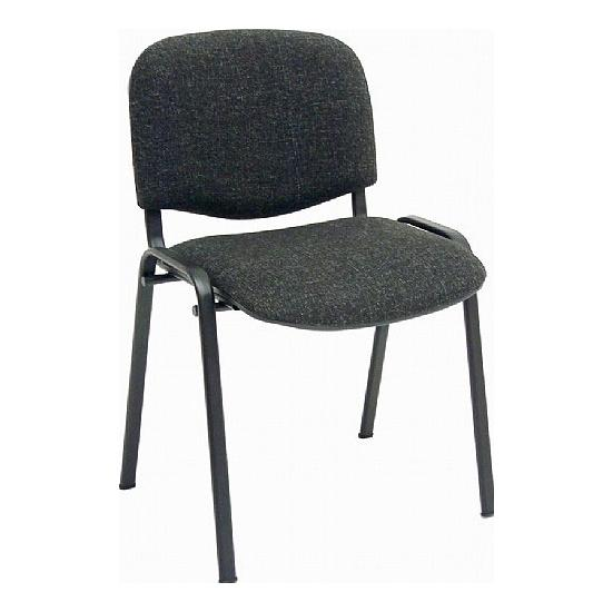 ISO Black Frame Conference Chair (Pack of 4)