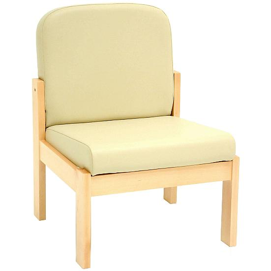 Pascal Vinyl Reception Chairs