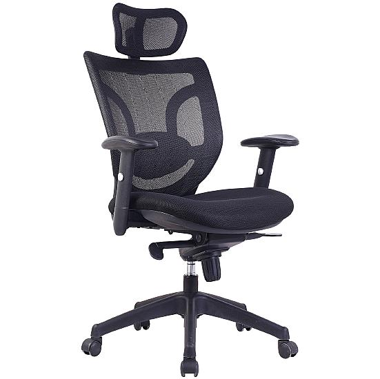Antalya Mesh Back Manager Chair