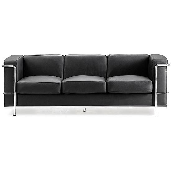 Suma Reception 3 Seat Sofa