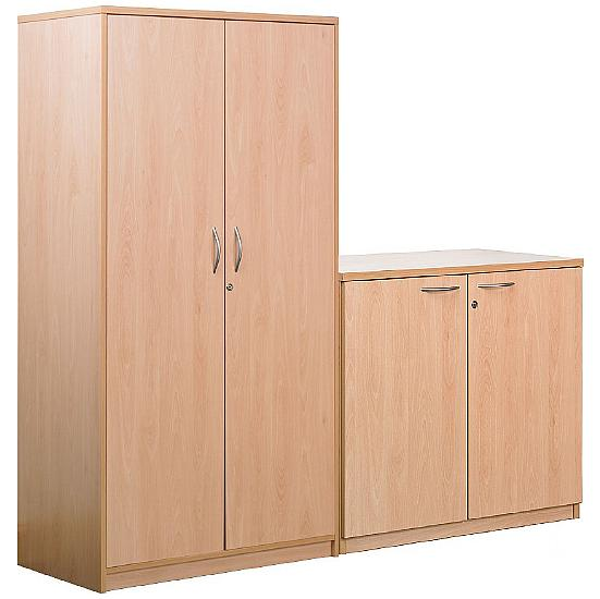 Next Day Eco 2 Door Contract Cupboard