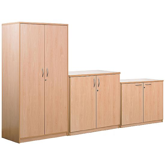 Next Day Pinnacle Double Door Cupboards