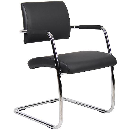 Bruge Cantilever Visitor Chair (Pack of 2)