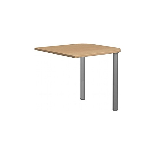 Eco Pedestal Extension Table