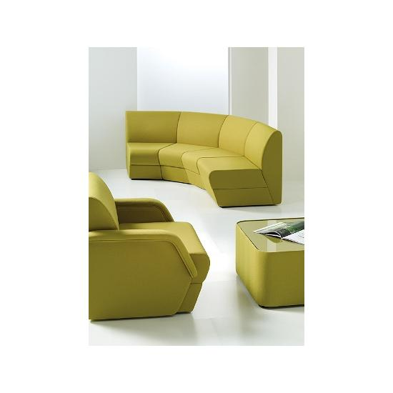Point Modular Reception Seating - Office Chairs