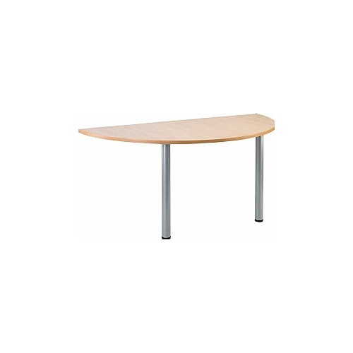 Arena Arc Meeting Table Round Legs