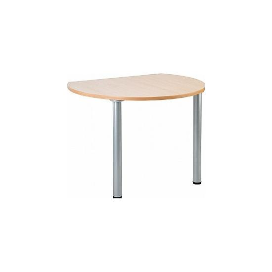 Arena Bubble Meeting Table Round Legs