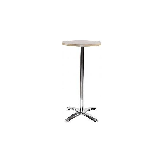 Next Day Active Round High Table - Office Furniture