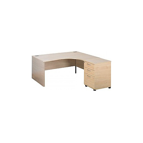 Eco Combi Panel End Desk