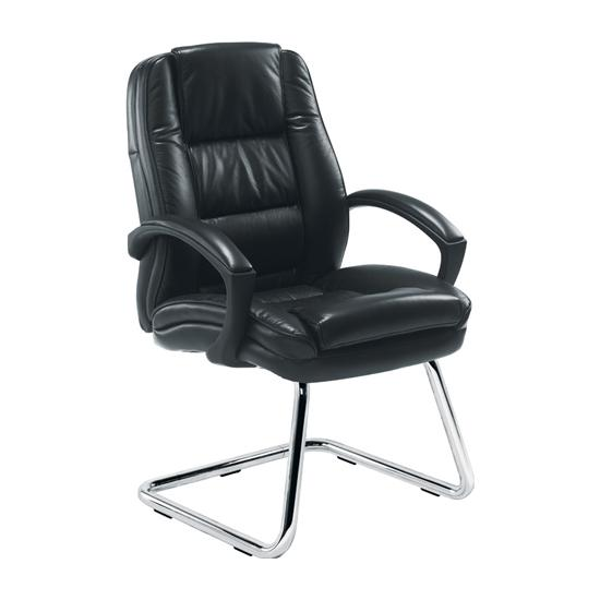 Colorado Leather Visitor Chair