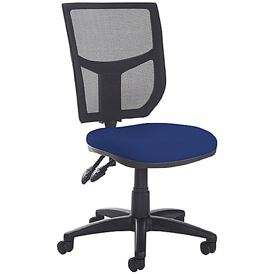 Sienna High Back Mesh Operator Chair - Office Chairs