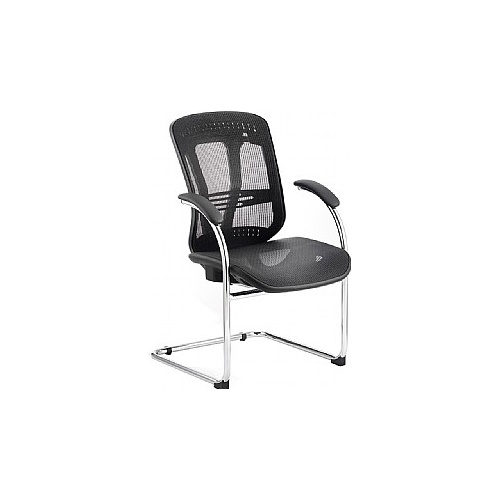 Mirage II Mesh Cantilever Chair