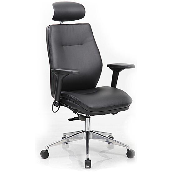 Active Task Ultimate 24Hr Leather Chair