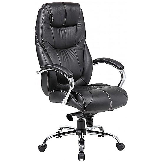 Geneva Leather Manager Chair