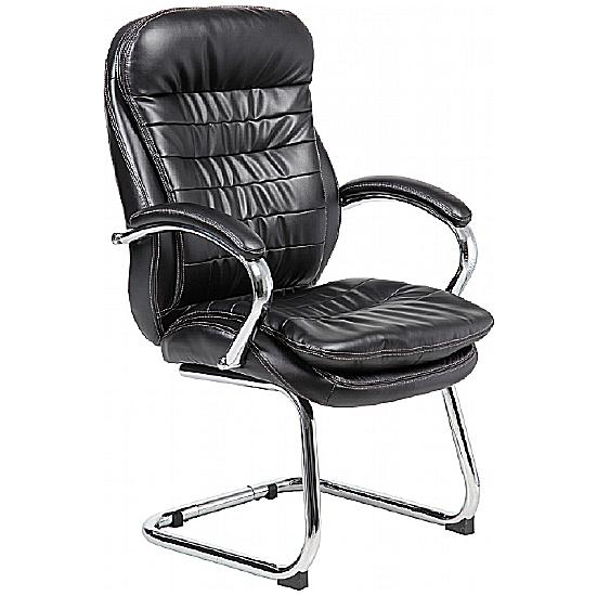 Bravo Leather Visitor Chair