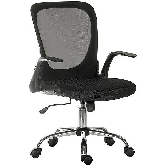 Next Day Flip Mesh Executive Chair