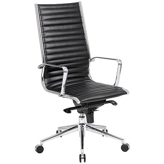 Dura High Back Leather Office Chairs