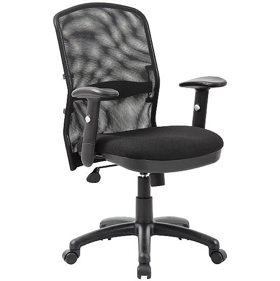 Cologne Mesh Manager Chair - Office Chairs